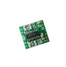 50 pcs PAM8403 Module Super Mini Digital Amplifier Board 2 * 3W Class D 2.5V to 5V USB Power Supply(China)