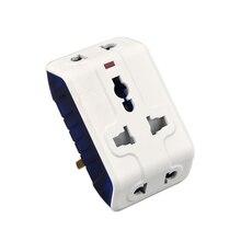 110-250V 13A Universal International World Wide Multi Travel Plug Wholesale price safety 3 flat pin multi function plug