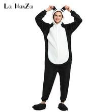 Wholesale Adult Pajamas Panda Cartoon Animal Onesie Sleepwear Christmas  Halloween Costume Women Men 1ad95867c