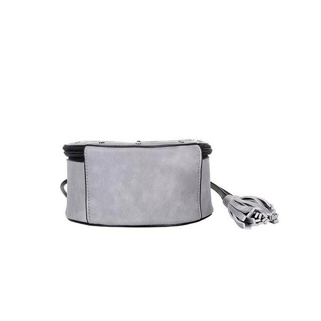 440b55862f PU Sholuder Bag Famous Designer Brand Circular Bag Clock Shape Unique Totes  Vintage Handbag B-