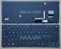 New Keyboard For SONY VAIO Fit 14A multi-flip PC SVF14N Laptop Nordic Finnish Danish Black With Frame With Backlit Version