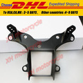 motorcycle parts head Cowling Front upper fairing stay brackets for Yamaha  YZF-R6 2006-2007 R6