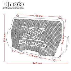 Image 5 - BJMOTO Cho Kawasaki Z900 2017 2020 Ốp Tản Nhiệt Bảo Vệ Bao Da Bảo Vệ 2018 2019