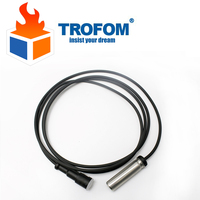 TRUCK PARTS 180cm Rear ABS WHEEL SPEED Sensor for DAF IVECO KNORR BREMSE RENAULT VOLVO WABCO 4410329000 441 032 900 0 R955338