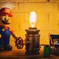 Tubo de Luz Da Noite do vintage Lâmpada Tubulação De Água Loft Industrial Edison Lâmpada E27 Estilo Americano Para O Aniversário de Casamento Party-FJ-DT2S-039E0