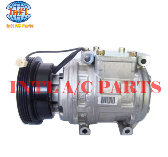 US $82 0 |10PA15L/10PA17C auto car a/c compressor for Toyota Landcruiser  100 series HDJ100 8832060720 8832060700 9644729171 883106A100-in