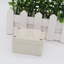 IP65 Small Size plastic box mini waterproof junction box Switch box Controller electric junction enclosure 63*58*35 F20 waterproof plastic enclosure case power junction box ip65 158 90 60 mm