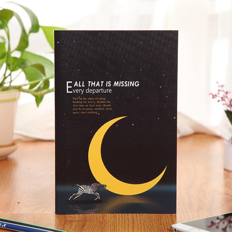 Корейська канцелярські товари 38 Сторінка Kawaii Notebook Мультфільм Школа Канцелярські товари Блокнот для дітей Подарунок особистого щоденника