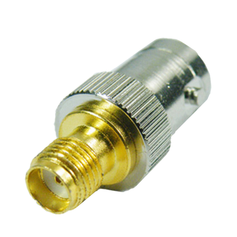 F / F RF SMA Female To BNC Female Adapter Antenna Connector Adapter Cable RFB-1142