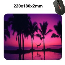 180*220*2m Large Scenery 3D Print 2017 New Arrival High Quality Durable Computer Rubber Gaming Anti-Slip Laptop PC Mouse Pad