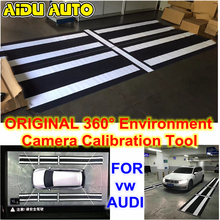 AIDUAUTO For Audi VW Skoda Seat Original 360 Environment Rear Viewer Camera Calibration Tool VAS721001