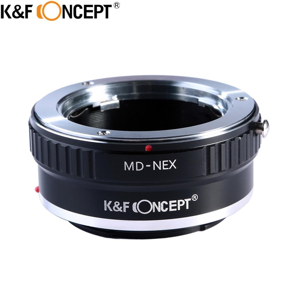 K&F CONCEPT MD-NEX კამერის ლინზების - კამერა და ფოტო
