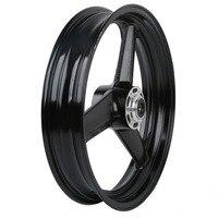 Black Alloy Front Wheel Rim For HONDA CB400 VTEC 1993 1998 1997 1996 1995 1994
