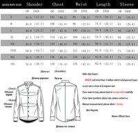 Men's Casual Slim Fit Dress Shirt 5
