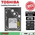 Toshiba MC04ACA400E 4 ТБ hdd Сервера NVR системы sata 3.5 дискотека duro interno внутренний жесткий диск disque длительность рабочего стола сервер