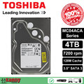 Toshiba MC04ACA400E 4TB hdd Server NVR system sata 3.5 disco duro interno internal hard disk drive disque dur desktop server