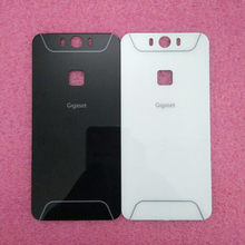39911bcd4 High quality for Gigaset GS55-6 ME / GS57-6 ME pro glass rear cover battery  back cover black white