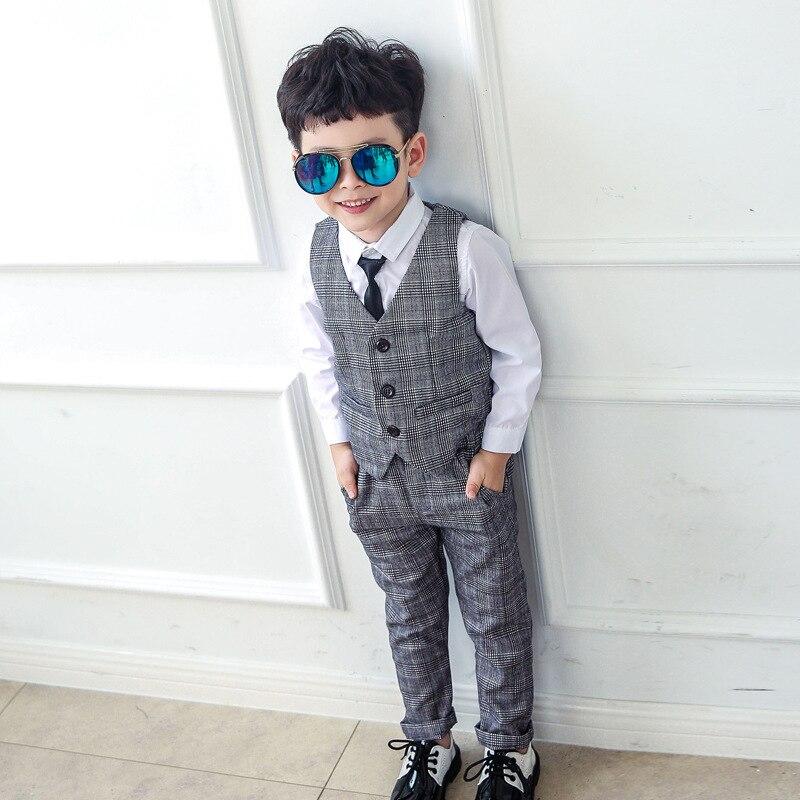5d8993fd0 Traje de marca para hombre 2019 trajes de boda para hombre chal Collar 3  piezas Slim