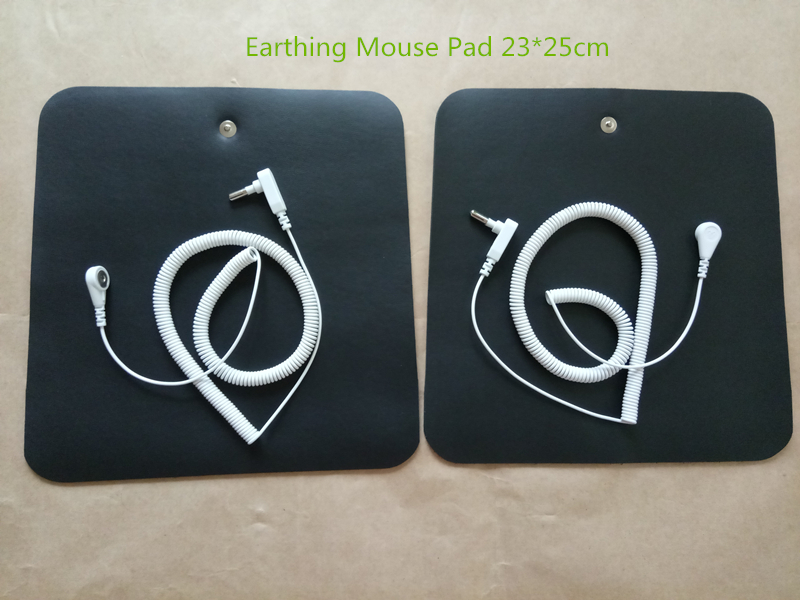 On Sale Earthing Mat Conductive Kit Grounding Mouse Mats 25 23cm For Health EMF Protection 2sets