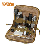 Spanker 1000D Molle Utility Magazine Pouch Tactical EDC Gear Tool Storage Bag Outdoor First Aid Drop