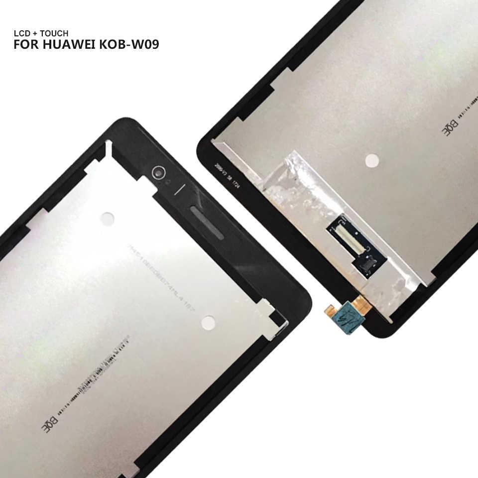"""8,0 """"для huawei Mediapad T3 8 KOB-L09 KOB-W09 T3 ЖК-дисплей с сенсорным экраном дигитайзер сборка + Инструменты"""