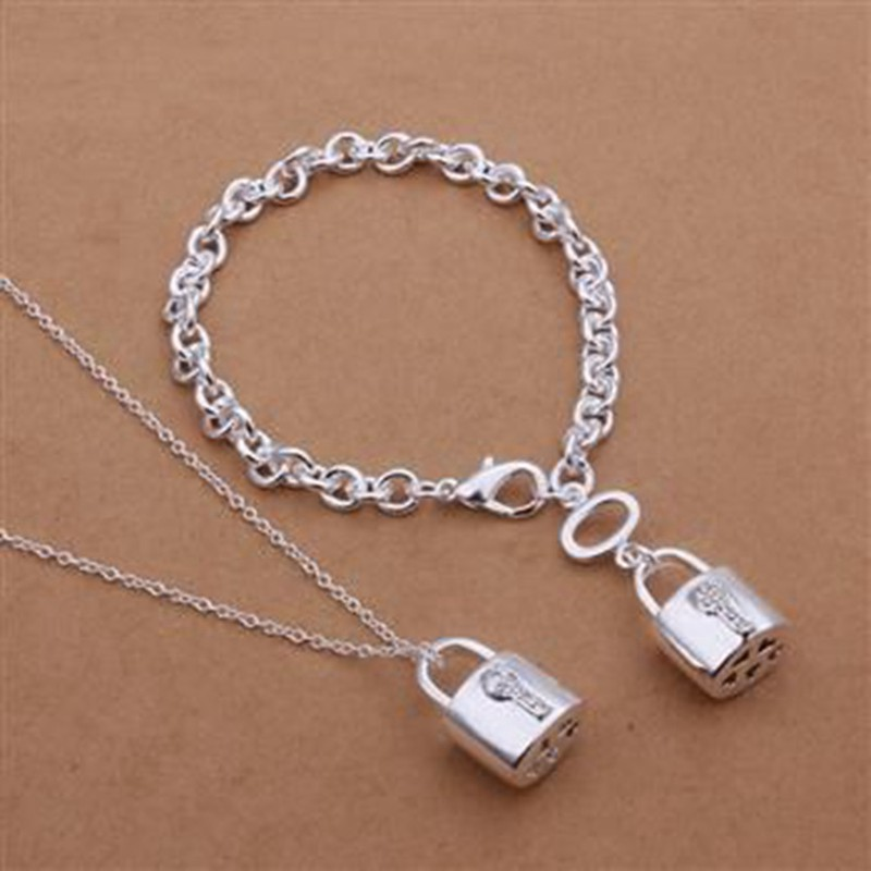 Silver plated jewelry sets, sterling-silver-jewelry jewelry set /HWEJFPZC 0