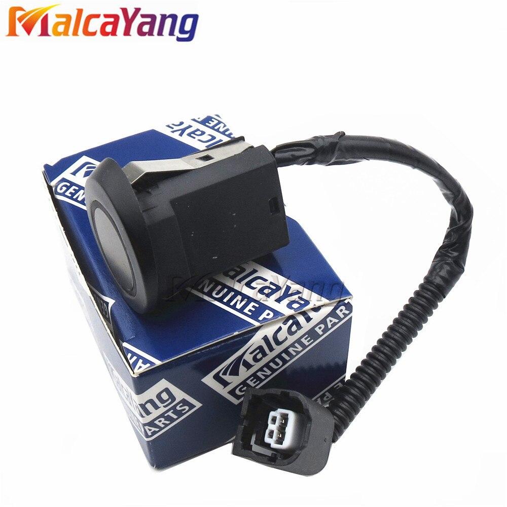 imágenes para Para Honda Sensores de Aparcamiento 39693SWWG01 39693-SWW-G01 Para CRV color Negro ltrasonic Sensor Auto