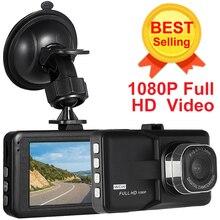"""Kkmoon 3 """"Видеорегистраторы для автомобилей - Камера Full HD 1080"""