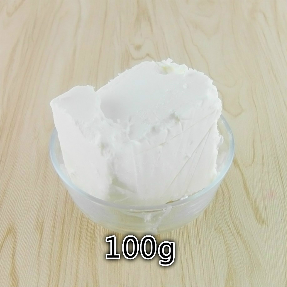 100g Refined Natural Unrefined Shea Butter Hot Pure Organic Essential Oils Cream Lip Balm Moisturizing Skin Care Shea Butter Yxx