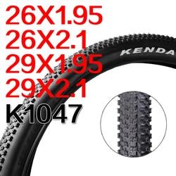 Darmowa wysyłka oryginalny opony MTB K1047 opon 26er 27.5er 29er 1.95 2.1 2.2 2.35 opony rowerowe składany rower w Opony rowerowe od Sport i rozrywka na