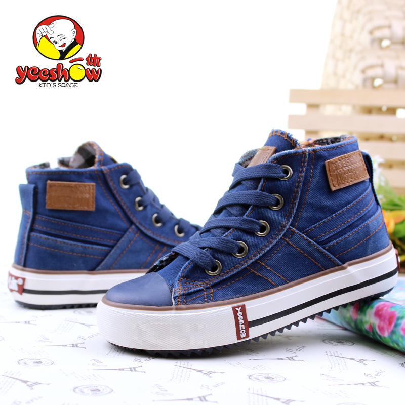 Children Canvas Shoes Kids Boys Girls Low Top Casual Sports Sneakers Laceup USA