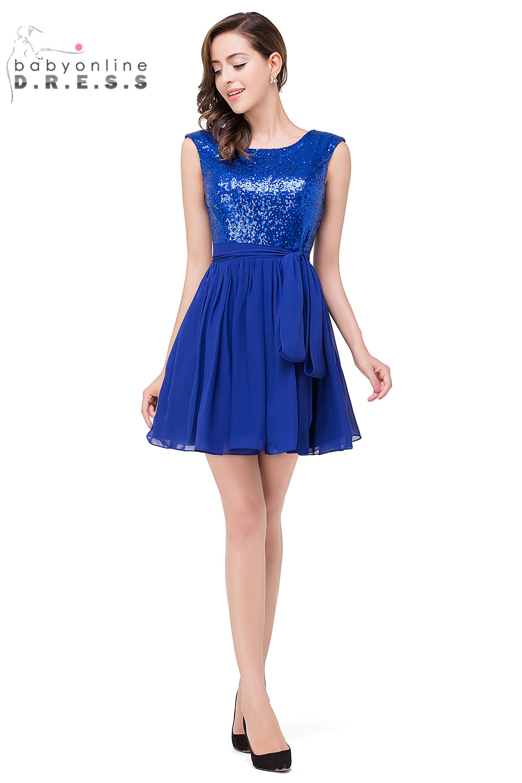 Online Get Cheap Royal Blue Homecoming Dresses -Aliexpress.com ...