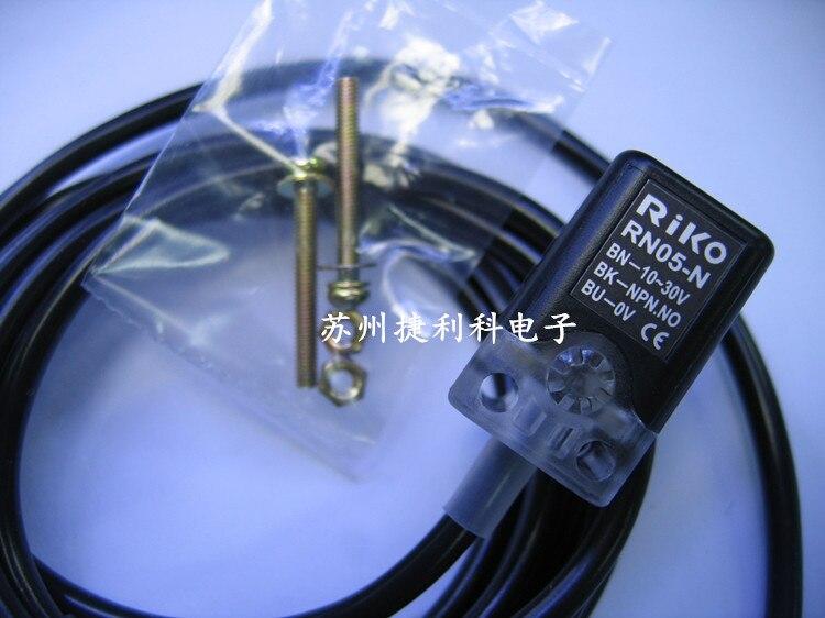 Sensor Inductive Dual LED Lamp Type Proximity Switch RN05-N