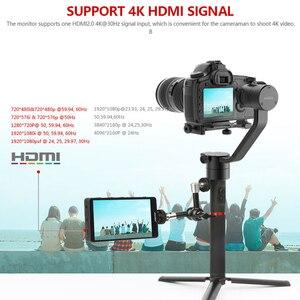 Image 5 - مراقب شاشة Bestview S5 5.5 بوصة 4K لسوني نيكون كانون DSLR ZHIYUN مراقب لكاميرا نيكون hdmi رصد حقل استوديو 4k