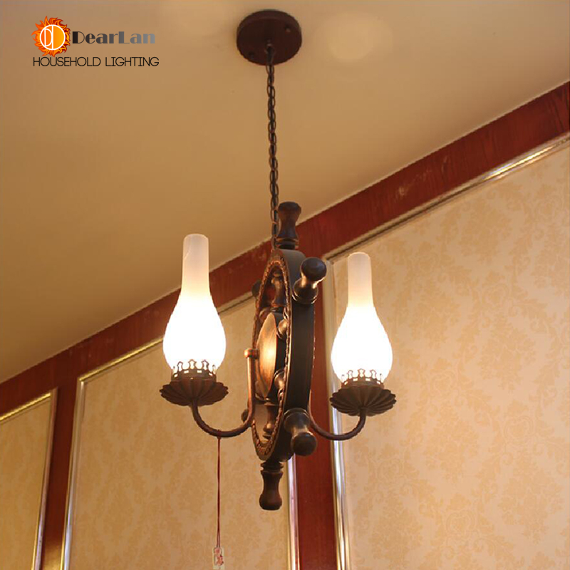 household lighting. Creative Individual American Country Wooden Metal Pendant Lamps,Dining Room/Corridor/Coffee House Lighting For Indoor Decoration-in Lights From Household 7