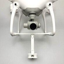360 градусов панорамная Камера Phantom 4 Shock абсорбирующий крепеж держатель подвесной кронштейн защитная плата фиксированный зажим адаптер DJI Drone
