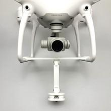 360 תואר פנורמה מצלמה הלם בולם הר מחזיק תליית סוגר הגנת לוח קבוע מהדק מתאם עבור DJI פנטום 4