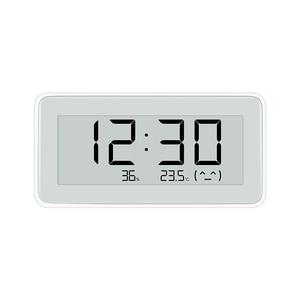 Image 2 - 100% Xiaomi Mijia BT4.0 אלחוטי חכם חשמלי דיגיטלי שעון מקורה מדדי לחות מדחום E דיו טמפרטורת מדידת כלים