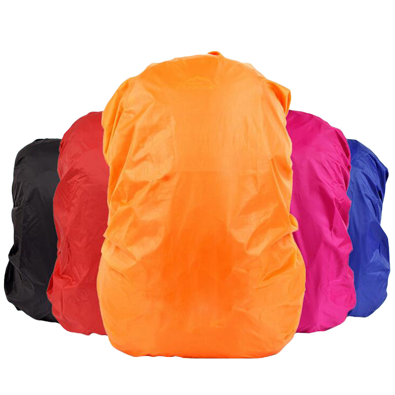 Waterproof Rain Cover Backpack Raincoat Suit for 30-40L Hiking Outdoor Bag Backpack Case Travel Tools Accessories Rain Covers