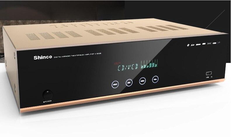 Shinco S 9008 дома ТЕАТР усилители домашние 5,1 аудио высокой мощность цифровой
