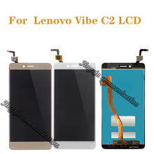 5.5 inch 100% test for Lenovo K6 Note full LCD display digitizer touch screen component repair parts free shipping+tools все цены