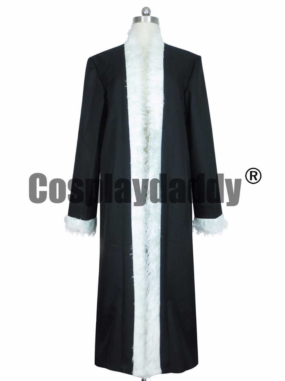 Fairy Tail Laxus Dreyar cosplay costume ONLY Coat-in Anime ...