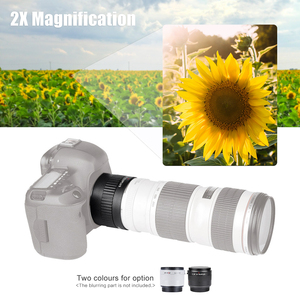 Image 2 - VILTROX C AF 2XII AF オートフォーカステレコンバーターレンズエクステンダー倍率カメラ用レンズ EF マウント一眼レフカメラ