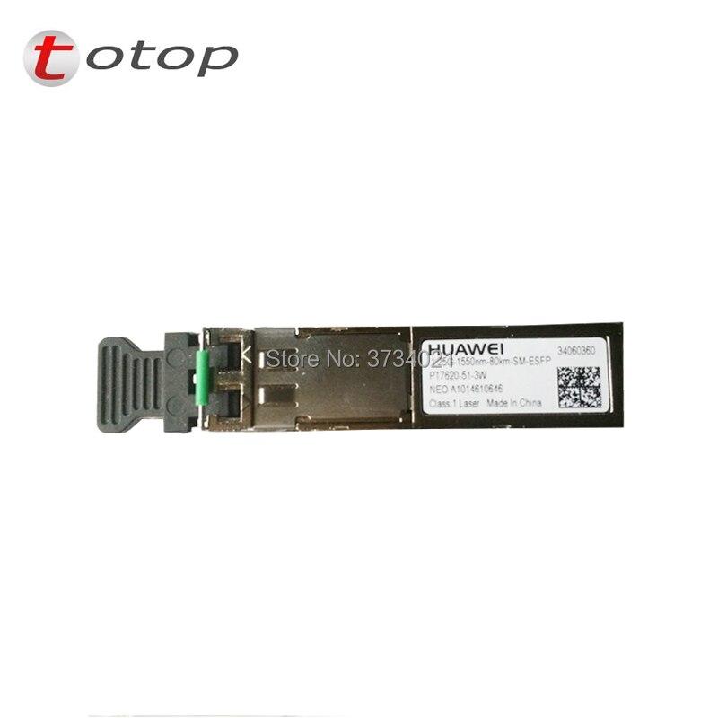 Huawei SFP Modules 1.25g-1550nm-80km-ESFP pt7620-51-3w Fiber ModuleHuawei SFP Modules 1.25g-1550nm-80km-ESFP pt7620-51-3w Fiber Module