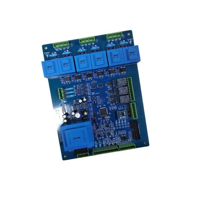 2 pièces ST34C AC660V/AC1140V puissance moyenne 3 phases Thyristor régulateur de tension déclenchant carte de mise à feu/cartes