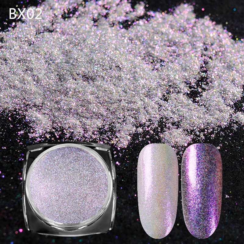 3daed5374f0 0.2g Nail Glitter Mix Colors Nail Art Fine Glitter Powder Dust UV Gel  Polish Acrylic
