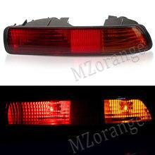 2001 for MITSUBISHI Pajero v73 MONTERO Rear Lights Fog font b Lamp b font Rear Bumper