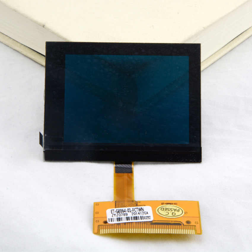 For Audi TT Instrument MK1 FIS Cluster Repair LCD