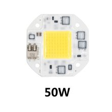 LED COB Chip Diodes Light 20W 30W 50W AC110-220V LED SMD Smart IC Bulb Lamp Floodlight Spotlight and Greenhouse Plant Fill Light(China)