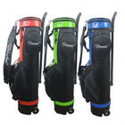 Dbaihuk golf ball bag Nylon golf ball bag with wheel Super Anti-Friction golf travel bag